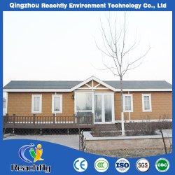 Smart pequeña casa de madera Casas Prefabricadas baratas pequeña cabaña Casa prefabricados