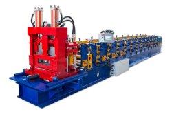 Z Galvanizd terças metálicas de aço máquina de formação de rolos de aço