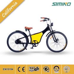48V 500W Snow Beach Torques de bicicleta de pneu de gordura eléctrica do sensor