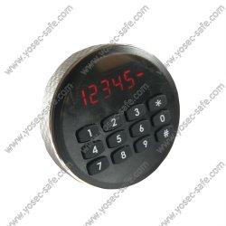 سعر الجملة شاشة LCD قفل إلكتروني آمن لمنزل آمن