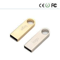 Marcação de metal RoHS FCC 4 GB 8 GB Pen Drive USB 2.0