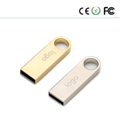 CE FCC RoHS 금속 4GB 8GB USB 2.0 펜 드라이브
