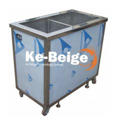 1800W Machines de nettoyage par ultrasons de roulement de métal