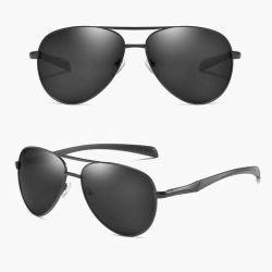 Designer Vintage Retro bon marché de gros logo personnalisé imprimé nuances nouvelle marque de luxe haute quantité OEM polarisée de la mode pour hommes et femmes lunettes