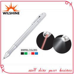 De klassieke Pen van de Wijzer van de Laser van het Metaal met Flitslicht voor Bevordering (LP0002)