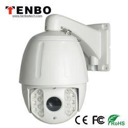 7-duim 2.0MP 36X OpenluchtIP66 Waterdichte Infrarode IP van de Koepel van de Hoge snelheid PTZ van kabeltelevisie IRL van de Veiligheid van het Toezicht HD Camera