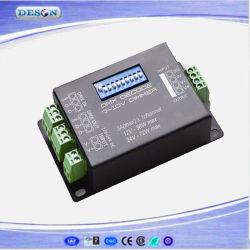 3A*1 Iluminação LED de tensão constante de canal de descodificador DMX