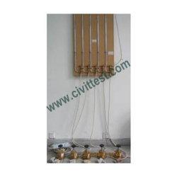 Падения блока цилиндров проницаемости тестер устройство водопровода стенд