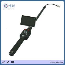 Bajo el vehículo telescópico con cámara de inspección de Video DVR (V5-TS1308D)