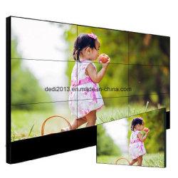 47-polegadas LCD 4.9mm parede de vídeo para a exibição de Publicidade Digital Signage