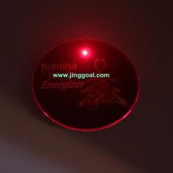LED 배지 깜박임