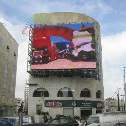 P10 Synchronous publicidade exterior de painel de LED 7500 Nits