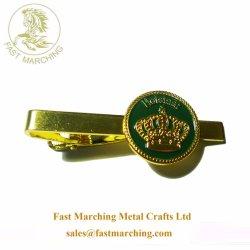 Van de Britse van de goede Kwaliteit de Klemmen van de Kraag van het Overhemd van Mens van het Metaal Band van de Staaf