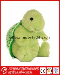 Het mooie Stuk speelgoed van de Schildpad van de Pluche Groene voor Kerstmis