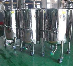 Настраиваемые возможности подвижной резервуар для хранения из нержавеющей стали