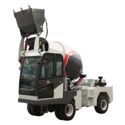 شاحنة مزج الخرسانة المحمولة الصغيرة عالية الجودة