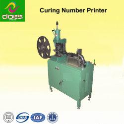 Tyre Vulkanised Metal Number Plate Printer