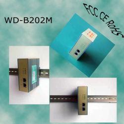 Powerline van Homeplug 200Mbps de Adapter van Ethernet voor Industriële Mededeling