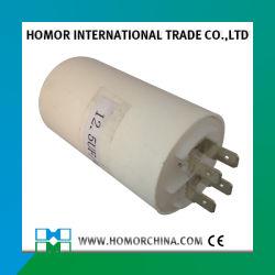 모터 실행 축전기 250V 축전기를 가동하는 전해질 AC