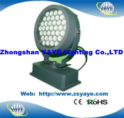Hete Yaye 18 verkoopt 12W 18W 36W /LED van de Wasmachine van de LEIDENE Muur van Spotlight/LED het Licht van de Tuin met de Goedkeuring van Ce &RoHS