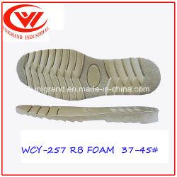 Gummischaumgummi Outsole Fantasie-nicht Beleg-Sohle für die Schuh-Herstellung