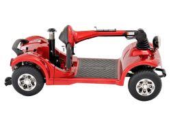 Klein Ontwerp met de Nieuwe Autoped Emw42b van de Mobiliteit van Kleuren