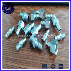 A Conexão de ar de 10mm Conexões Pneumáticas de Metal