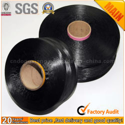 China Wholesale Color Hollow Pp Garn, Spun Garn