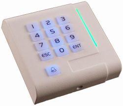 13.56MHz de la puerta de la tarjeta inteligente lector RFID Teclado de control de acceso