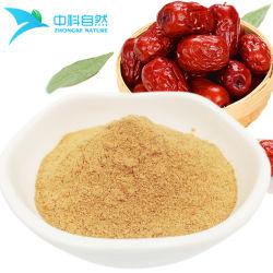 Les fruits en poudre Extrait de la date de rouge chinois