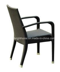 Chaise pliante Chaise en rotin chaise de salle à manger en plein air