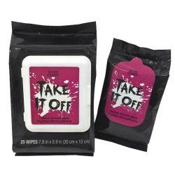 Nettoyage du visage Démaquillant lingettes humides tissu humide serviette humide