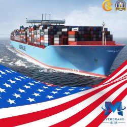 China Shipping fiable agente EE.UU.