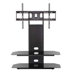 Store Retail TV Affichage de la bannière de travail de maillage de plancher Exposition Rack en tôle en acier inoxydable