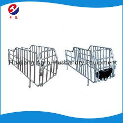 Cage de gestation de porcs/Pen/de gestation de la gestation de la caisse de l'élevage de porcs// latte de la machine
