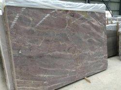 Haut de la qualité papillon populaire carreaux de marbre rouge 60X60, pour un comptoir en marbre