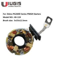 69-119 Auto piezas del motor el motor de arranque Portaescobillas