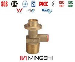 LPG シリンダバルブ(証明書付き)( YSF-4H )
