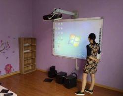 École de commerce de gros d'usine Molyboard tableau blanc interactif SMART Utilisation Tableau blanc