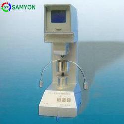 Photoélectrique testeur de liquide et limite plastique