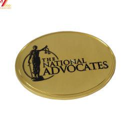 prix d'usine votre propre logo personnalisé de pièces de conception gratuit aucun défi MOQ insigne métallique les broches de la promotion des dons (YB-C-5)