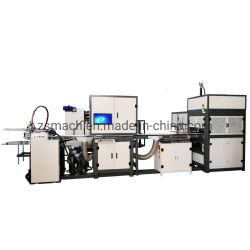 Vollautomatischer steifer Kasten-Hersteller (ZS-6418A)