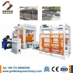 Qt8-15ガーナの機械販売をする自動セメントの煉瓦ブロック