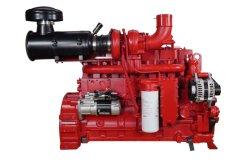 Motor diesel de 220 CV con gobernador electrónico 6CTA8.3-P220 Bomba de vaciado