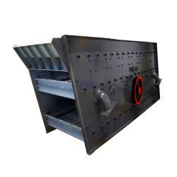 工場鉄セメントのための石造りの水晶砂のミネラル振動スクリーン