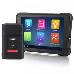 Vident Ismart900 8 Zoll-Tablette-Automobildiagnose u. Analyse alles System + Kodierung (Hersteller 78+)