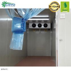 Молоко винограда резервуар для хранения холодного хранения бананов с машины созревания холодного хранения охладитель для букет Банч замороженные тунца