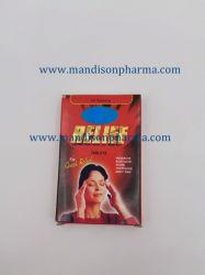 Entlastungs-Tablette 10tabs/Box; GMP zugelassene Medizin 10tabs*10/Box