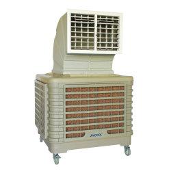 18000CMH Mobile refrigerador de ar industrial por evaporação de plástico