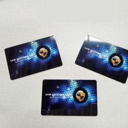 ホットセール LF 125kHz クレジットカードサイズカスタマイズ印刷アクセスコントロール用スマート RFID カード